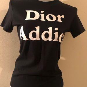 Christian Dior Addict Shirt